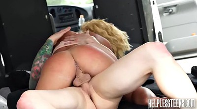 Punish, In the car, Car