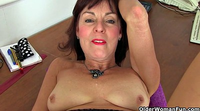 Mature, Next door, British mature