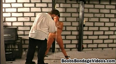 Blindfold, Blindfolded, Rope, Dungeon