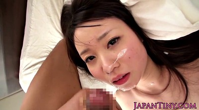 Cute asian, Shy, Japanese facial