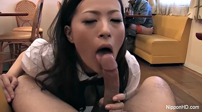 Japanese maid, Maid, Japanese blowjob