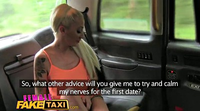 Car, Taxi, Fake, Female fake taxi, Cab fake