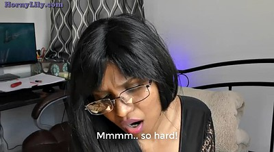 Indian mom, Pov mom, Mom pov, Son mom, English, Subtitles
