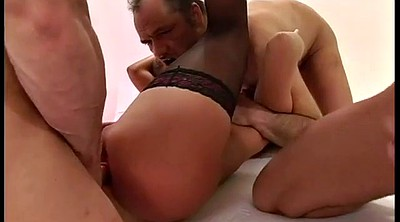 Threesome, Extreme anal, Anal extreme
