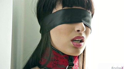 Blindfold, Pierced nipples, Seth gamble, French bdsm, Clamp