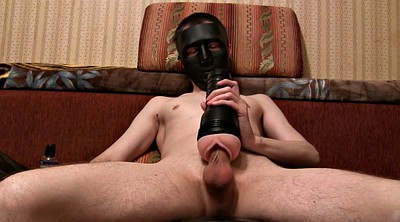 Mask, Gay handjob, Ebony gay