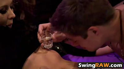 Swap, Swapping, Reality show, Amateur swingers, Showing