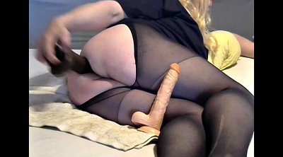 Huge dildo, Huge black