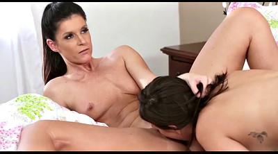 Step mom, Seduced mom, Old lesbian, Seduce mom