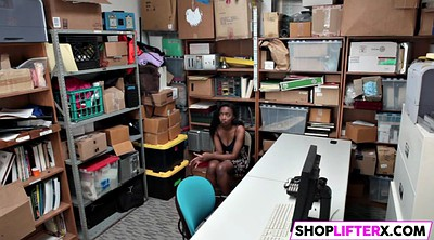 Black cock, Shoplifter