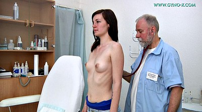 Mature young, Doctors, Mature office, Mature brunette, Doctor office