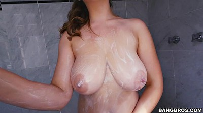 Natural, Shaking, Lena paul, Huge tits solo