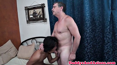 Old gay, Asian young, Asian old