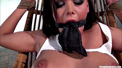 Machine, Nipples, Gag, Strips, Whipped, Nipple fuck
