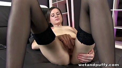 Stocking sex, Solo stocking