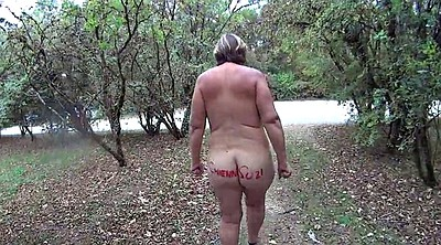 Outdoor naked
