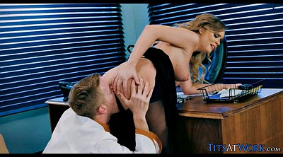 Cheating, Cougar, At work