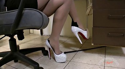 Creampie gangbang, Office sex, Anna