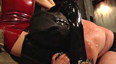 Latex, Boot, Whip, Whipped
