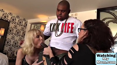 Ebony threesome, Black cravings