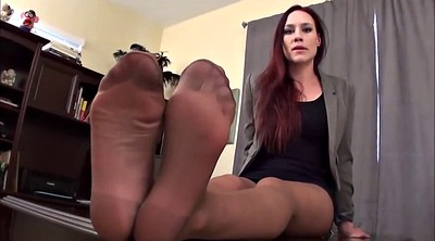 Feet, Pantyhose feet, Pantyhose foot