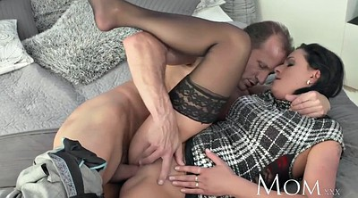 Cum inside, Big mom, Mature mom, Mature milf, Desperate, Cumming inside