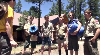 Camp, Scout, Camping