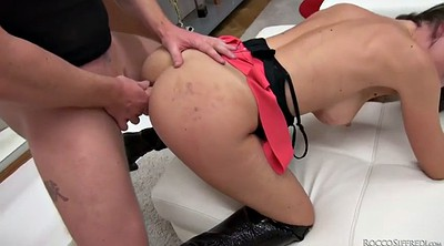 Brutal, Italian anal, Fashion, Finger in pussy, Brutal anal