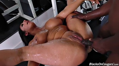 Mandingo, Mommy, Sport, Ebony squirt, Black squirt, Black big cock