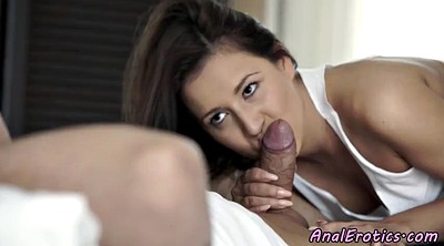 Beauty, Anal creampie