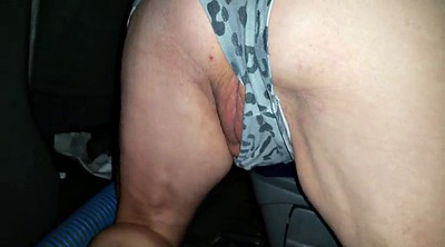 Upskirt, Flashing, Public flashing, Car wash, Wife amateur