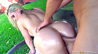 Alena croft, Oil anal, Oiling, Croft