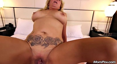 Cream pie, Milf mature