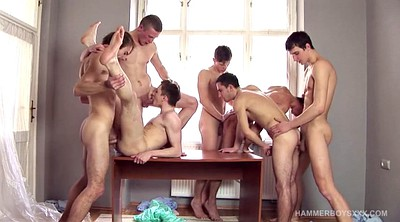 Anal, Group, Gay anal
