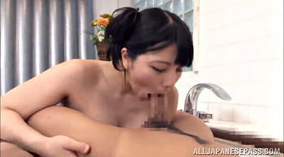Busty, Mouth, Asian busty, Busty asian