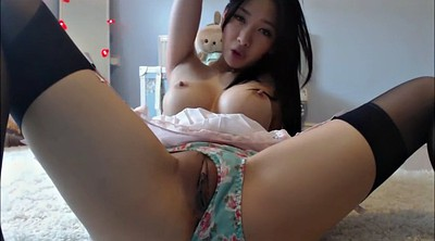 Dildos, Asian webcam