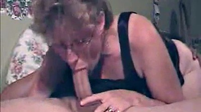 Glasses, Milf creampie