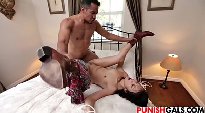 Asian bdsm, Punished