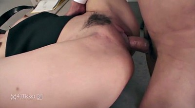 Japanese threesome, Uncensored, Japanese office