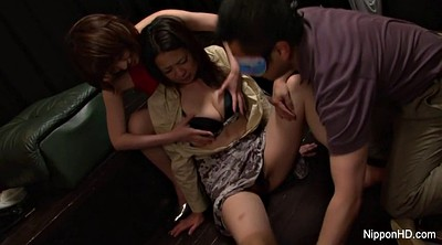 Japanese milf, Club