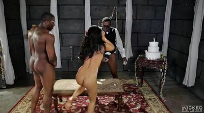 Asa akira, Asian blowjob, Ebony threesome, Asian bride, Akira