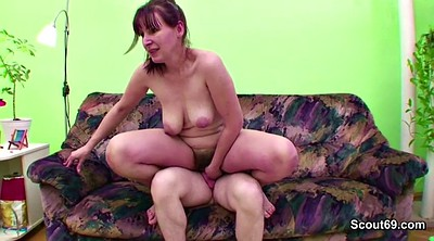 Step mom, Seduced, Mom boy, First fuck