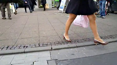 Leg, Skirt, Walking