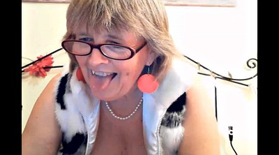 Grannies, Granny webcam, Webcam mature