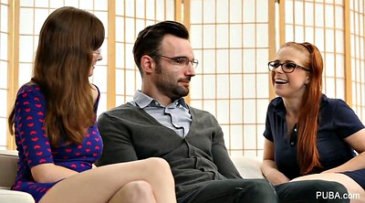 Exchange, Students, Jay, Penny pax, Penny, College