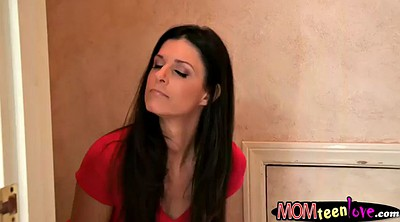 India summer, Threesome shower