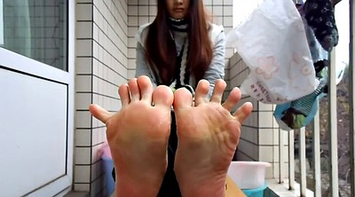 Asian foot, Chinese foot, Chinese teen, Chinese feet, Asian feet