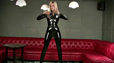 Model, Catsuit