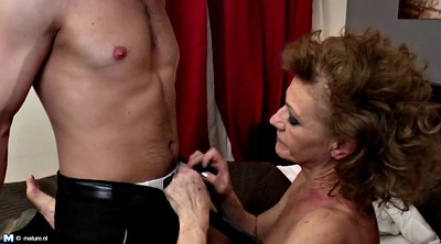 Family, Story, Old and young, Young boy milf, Milf and young boy, Granny and boy