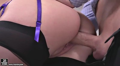 Russian anal, Pervy